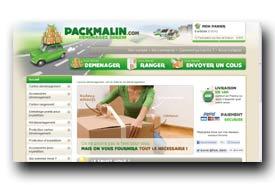 screenshot de www.packmalin.com
