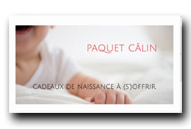 screenshot de www.paquet-calin.com