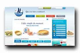 screenshot de www.petitnavire.fr