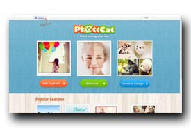 screenshot de web.photocat.com