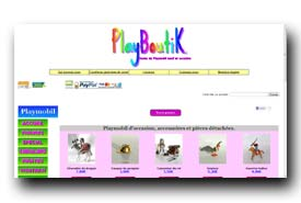 screenshot de www.playboutik.com