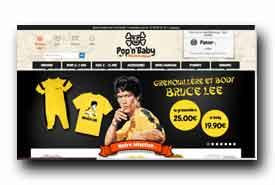 screenshot de www.popnbaby.com/fr/