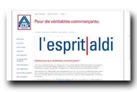 screenshot de www.pour-de-veritables-commercants.fr