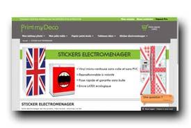 screenshot de printmydeco.com/24-sticker-electromenager