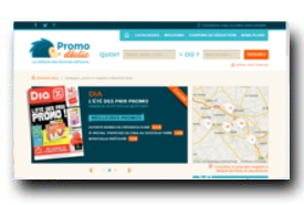 screenshot de www.promodeclic.fr