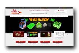 screenshot de www.rapid-cadeau.com