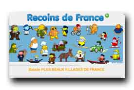 screenshot de www.recoin.fr/tourisme/plus+beaux+villages+de+france.html