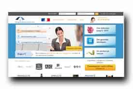 screenshot de www.renegociermesassurances.com