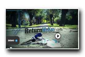 screenshot de www.returnmykey.com/fr/