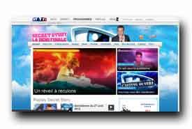 screenshot de www.tf1.fr/secret-story