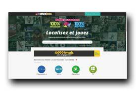screenshot de www.selecjeux.com
