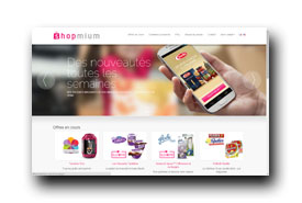 screenshot de www.shopmium.com/fr