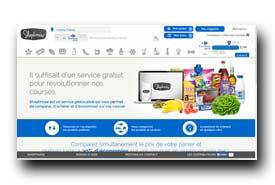 screenshot de www.shoptimise.fr