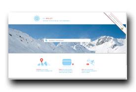 screenshot de www.skiwallet.com
