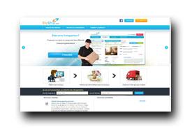 screenshot de www.slyship.com