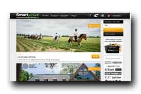 screenshot de www.smartprive.fr