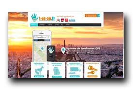 screenshot de www.t-es-ou.fr