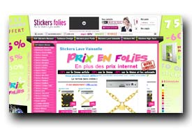 screenshot de www.stickers-folies.fr/c-stickers-lave-vaisselle-231.htm