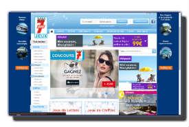 screenshot de www.tele7jeux.fr