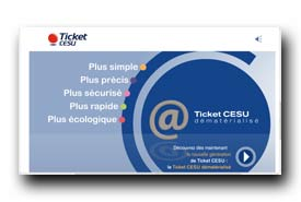screenshot de www.ticket-cesu.fr/Pages/Ticket-CESU-Demat.aspx