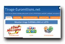 screenshot de www.tirage-euromillions.net
