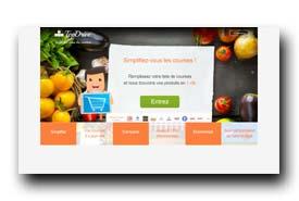 screenshot de www.topdrive.fr