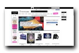 screenshot de www.trocvestiaire.com