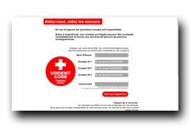 screenshot de www.urgentcode.com