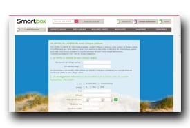 screenshot de www.smartbox.com/fr/customer/verification/