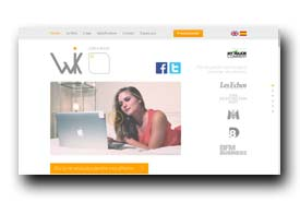 screenshot de www.wistiki.com