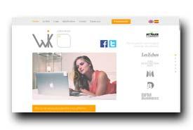 screenshot de www.wistiki.com