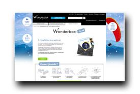 screenshot de www.wonderbox.fr/wonderboxbyme.html