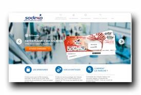 screenshot de www.chequecadeau.fr/sodexo/enseignes