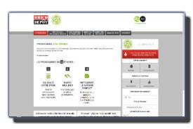 screenshot de www.ecoprimes.fr