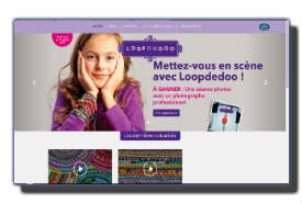 screenshot de www.loopdedoo.fr