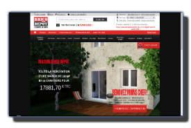 screenshot de www.maison-brico-depot.fr