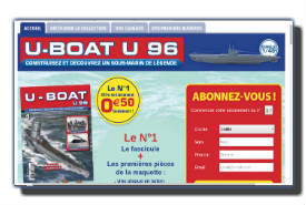 screenshot de www.maquette-uboat.com