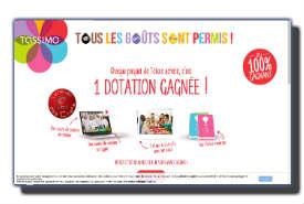 screenshot de www.touslesgoutssontpermis.fr