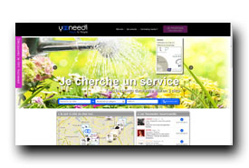 screenshot de www.yooneed.com