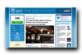 screenshot de www.kgbdeals.fr