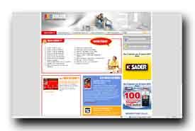 screenshot de www.abc-coller.com