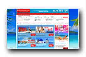 screenshot de www.abcroisiere.com