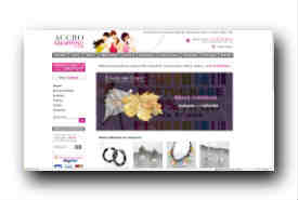 screenshot de www.accroshopping.com