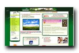 screenshot de www.admirable-tea-boutique.com
