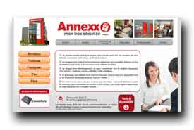 screenshot de www.annexx.com