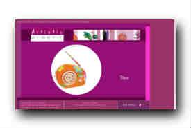 screenshot de www.artisticplastic.com
