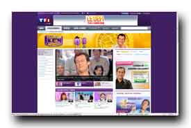 screenshot de www.tf1.fr/attention-a-la-marche