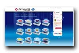 screenshot de auchan.cartamundi.fr