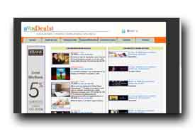 screenshot de www.avosdeals.com