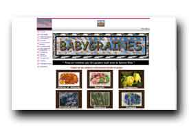 screenshot de www.babygraines.com